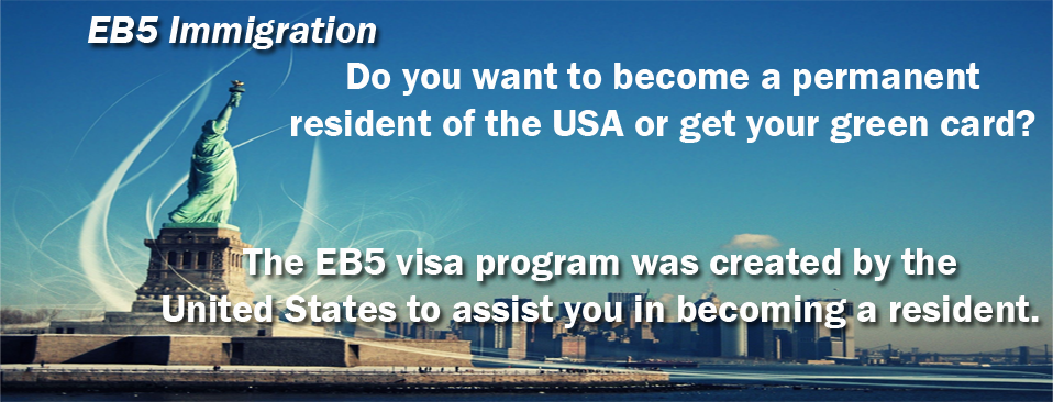 Бизнес Иммиграция в США | EB-5 Visa